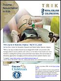 Trauma Resuscitation in Kids (TRIK) course